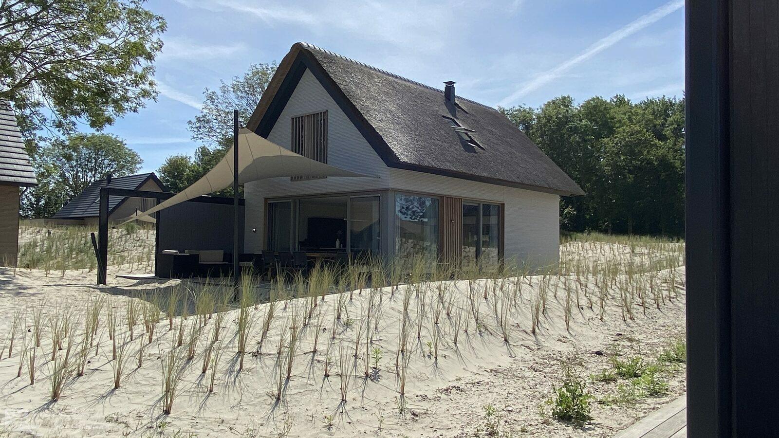 VZ845 Vakantiehuis luxe Ouddorp
