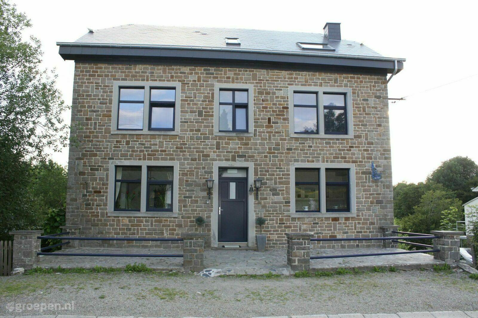 Group accommodation La Roche-en-Ardenne