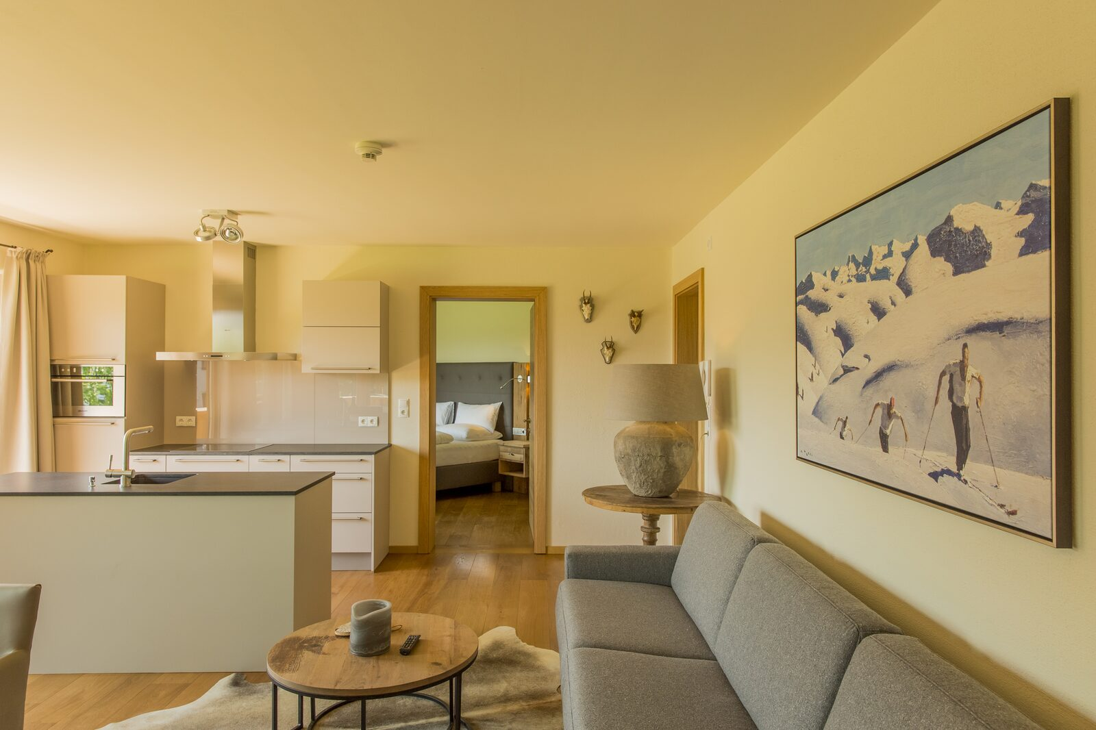 Appartement Residenz Zuid | 4-6 Pers.