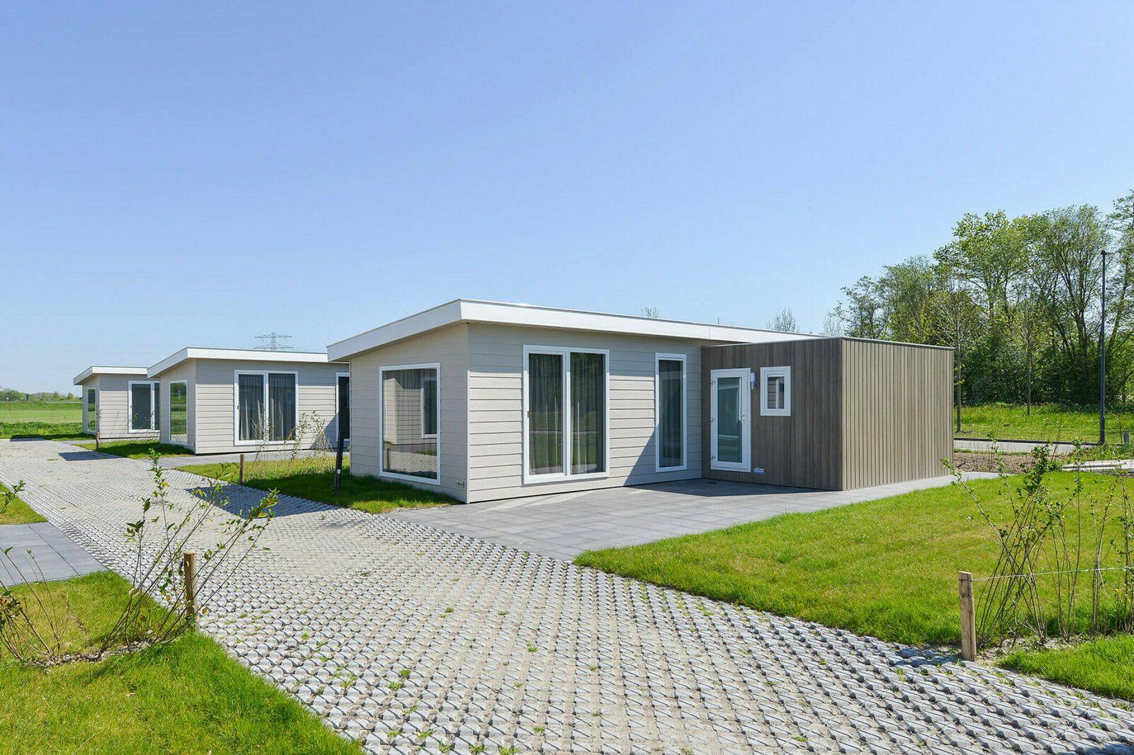 Chalet 4- Holidaypark Hart van Zeeland | Heinkenszand