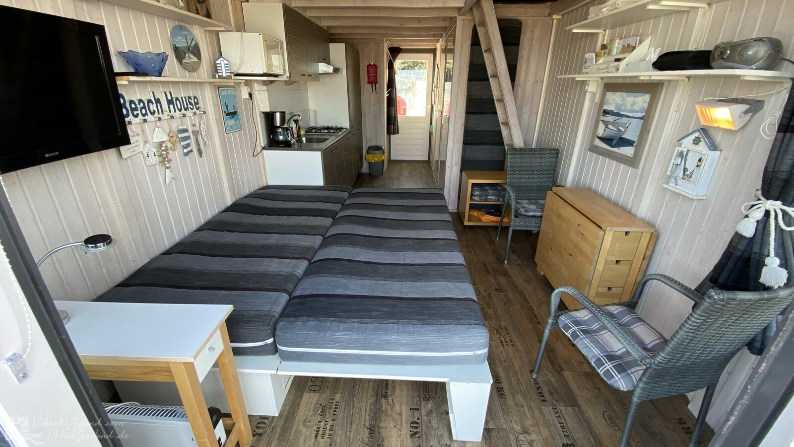 VZ611 Beach Cottage Vlissingen