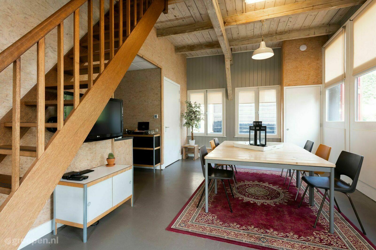 Vakantiehuis Utrecht