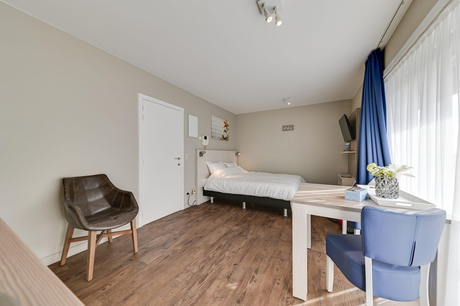 Holiday Suite voor 2 personen met slaapkamer