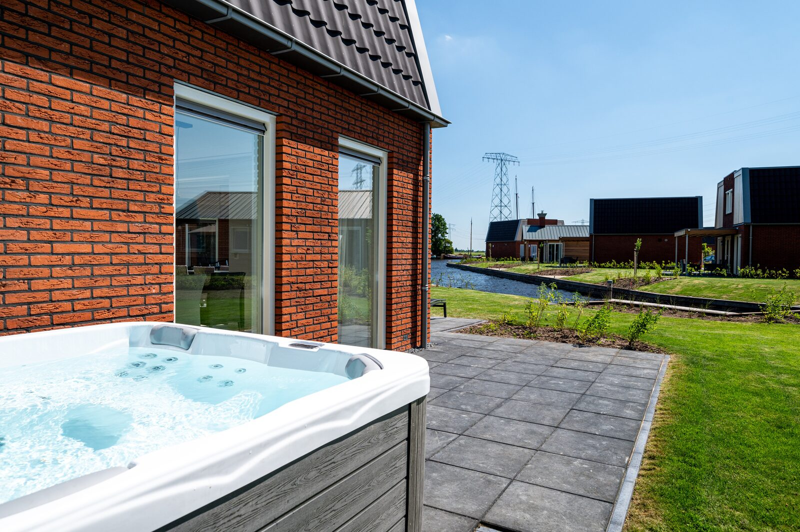 Holiday home Sneekermeer 6 Wellness