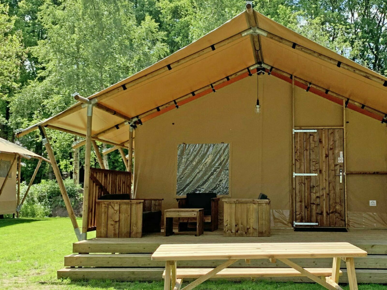 Vechtglamping Lodge