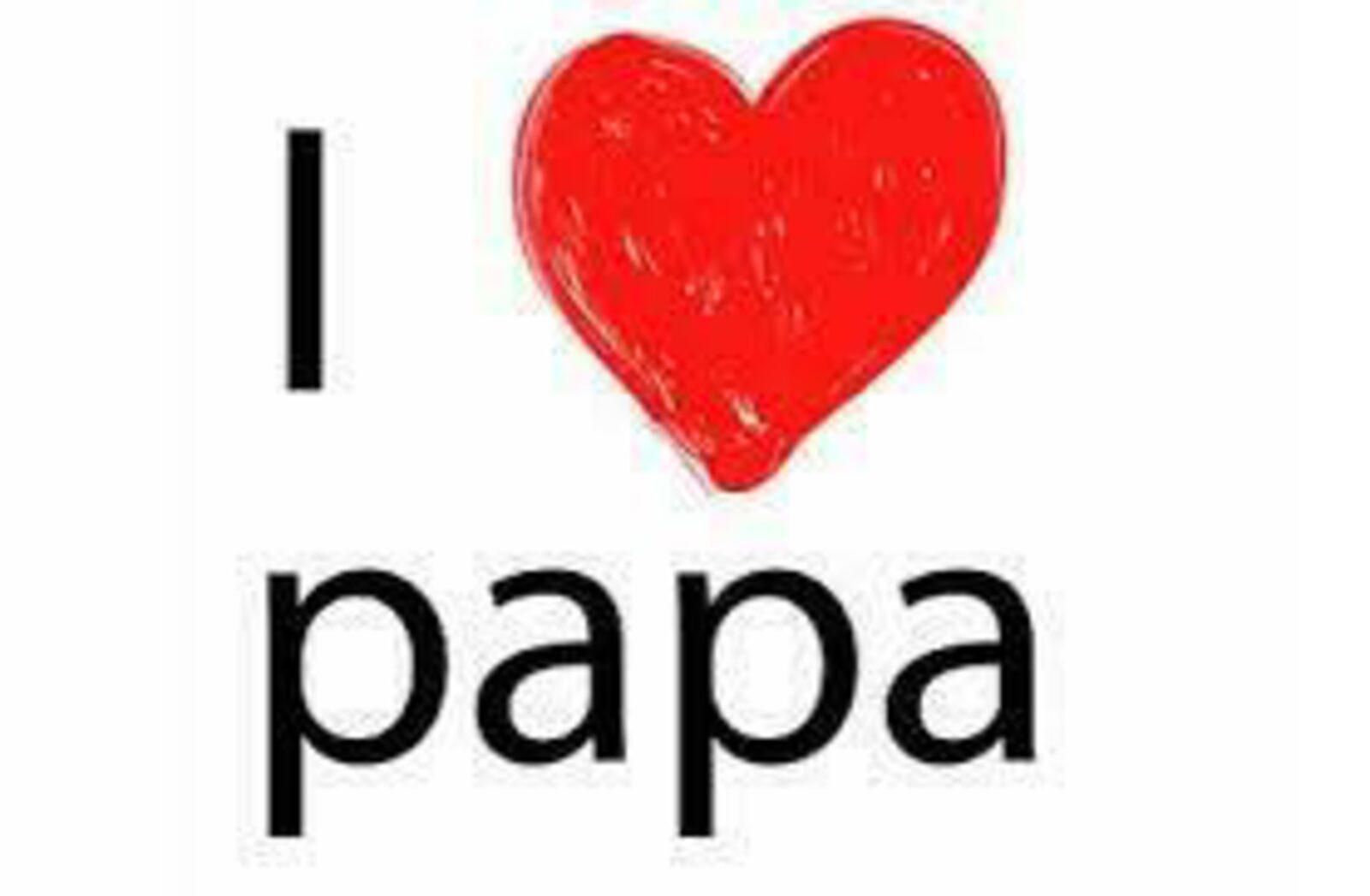 'Papa's zijn top!' weekend