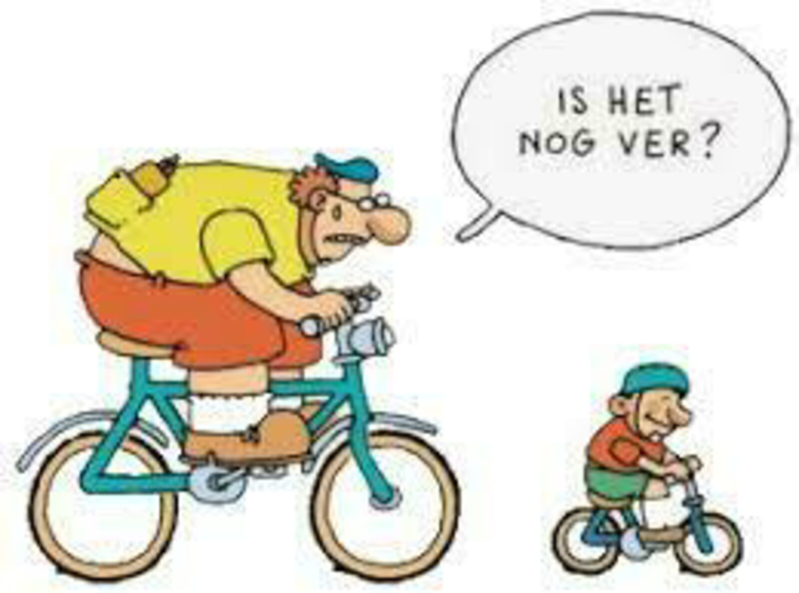 Wandel- en fietsweekends | Vierde weekend Juni