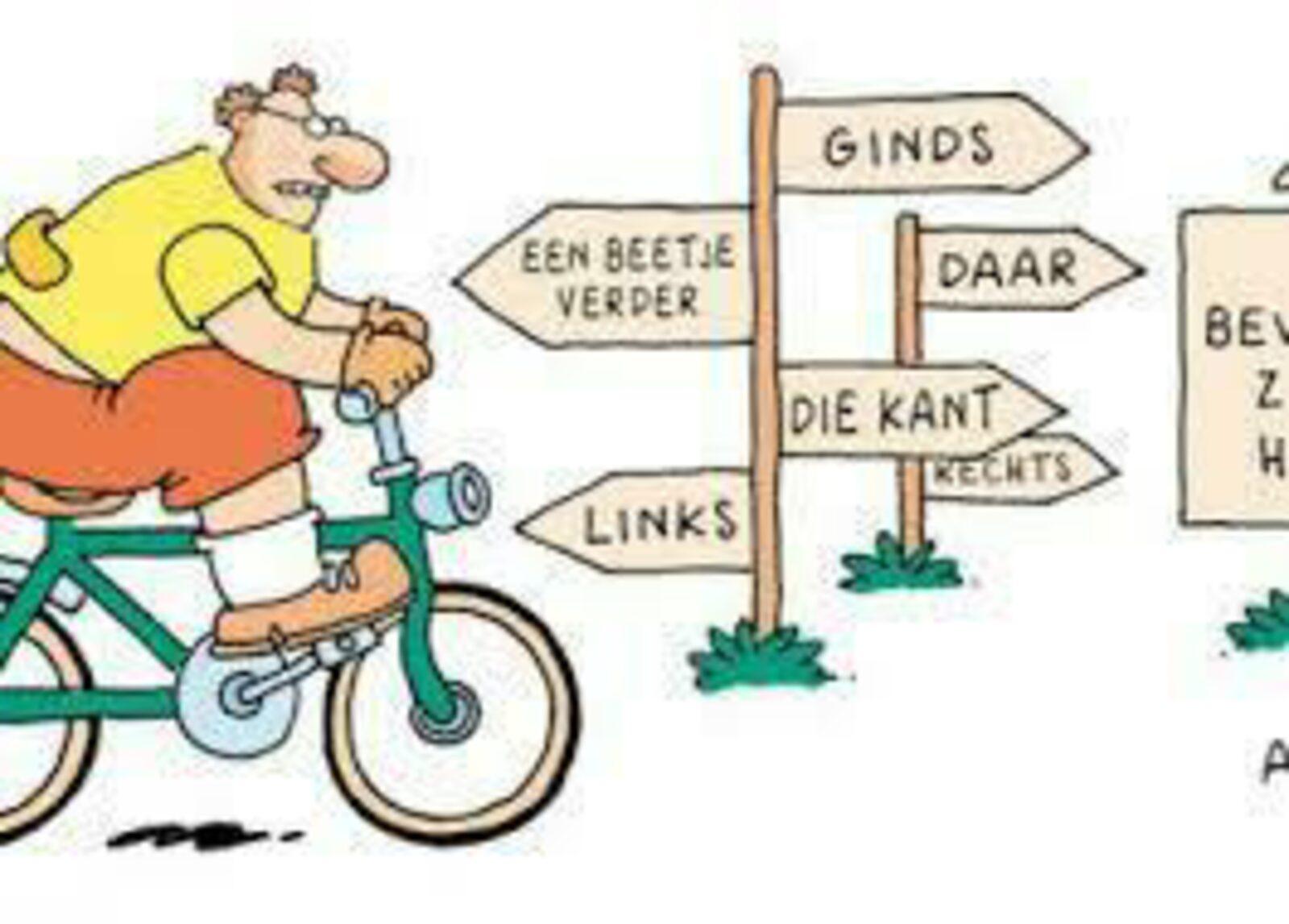 Wandel- en fietsweekends | Derde weekend Juni