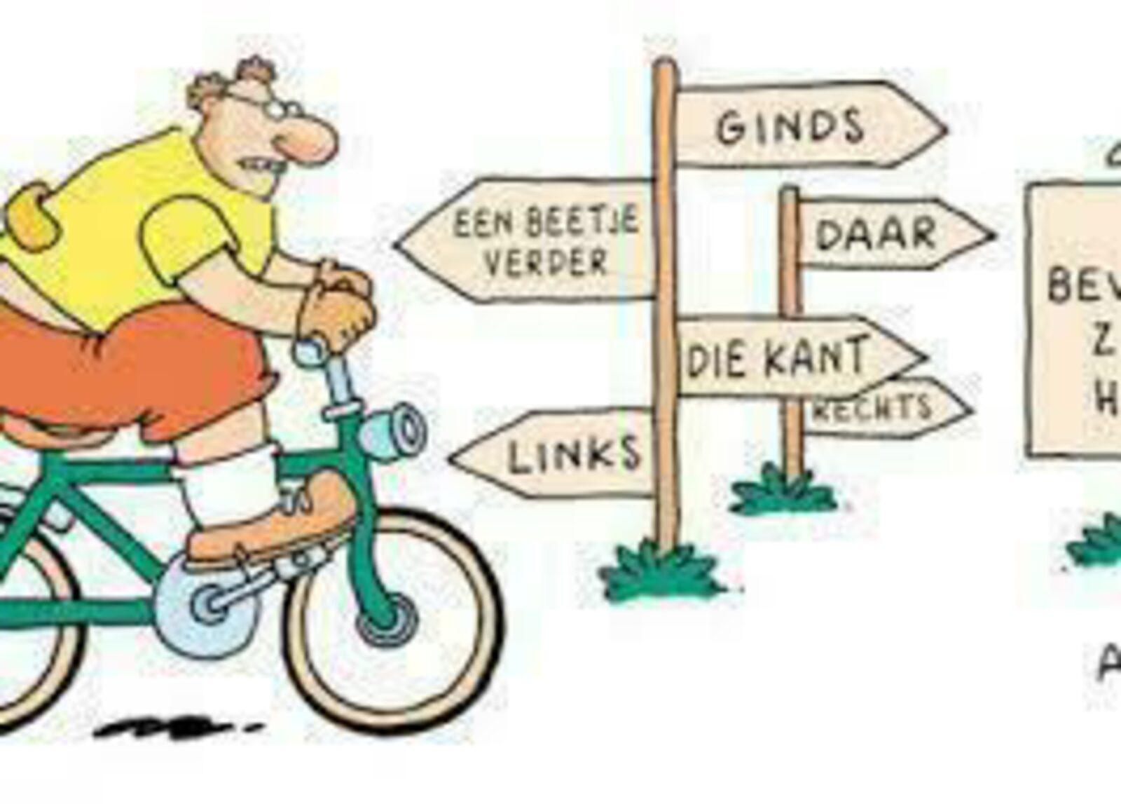 Wandel- en fietsweekends | Derde weekend Juni - Pasar