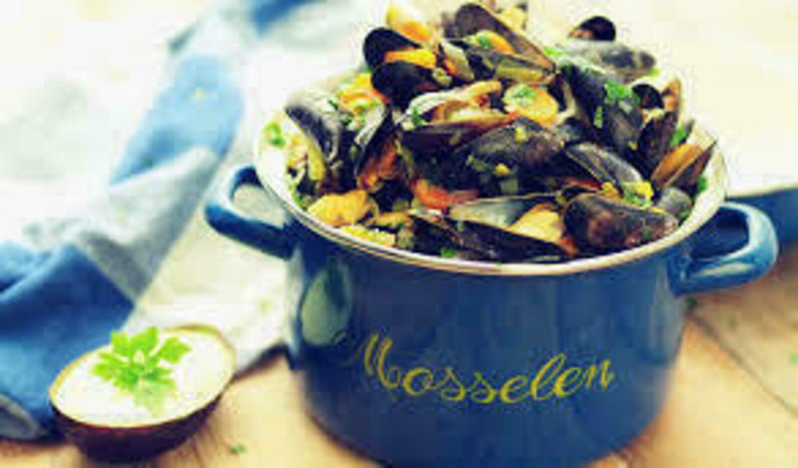 Mosselweekends (elk weekend van september van vrijdag tot maandag) - Pasar