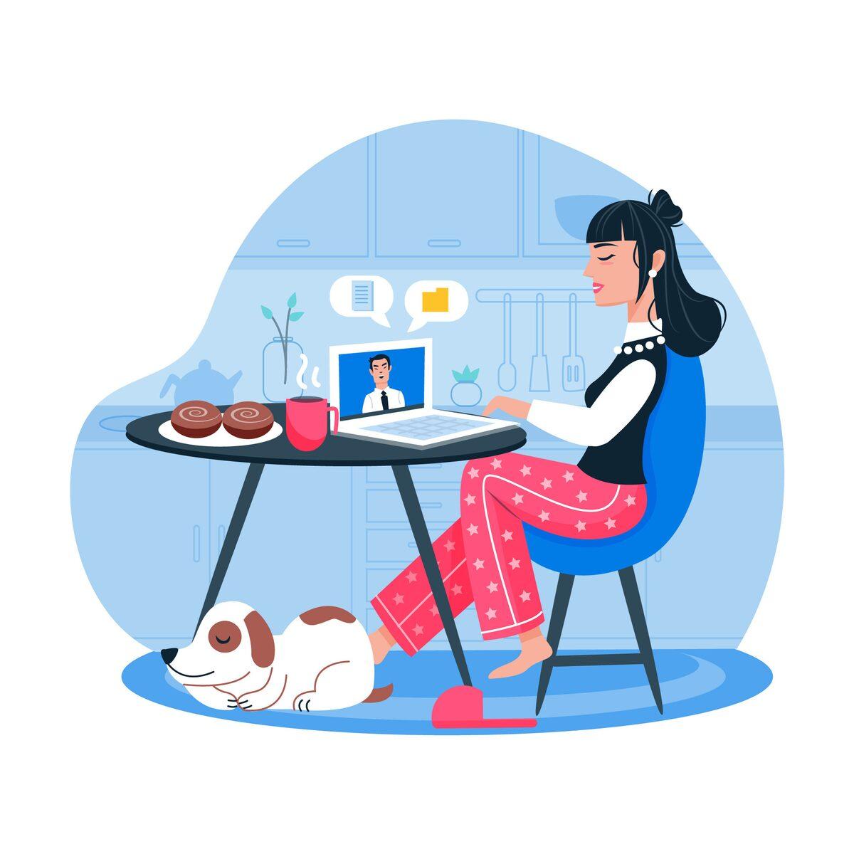 """Working from Home""  3 nachten Arrangement"