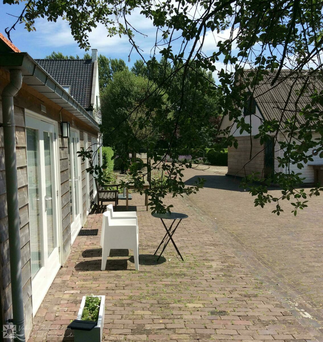 VZ909 Cottage in Hulst