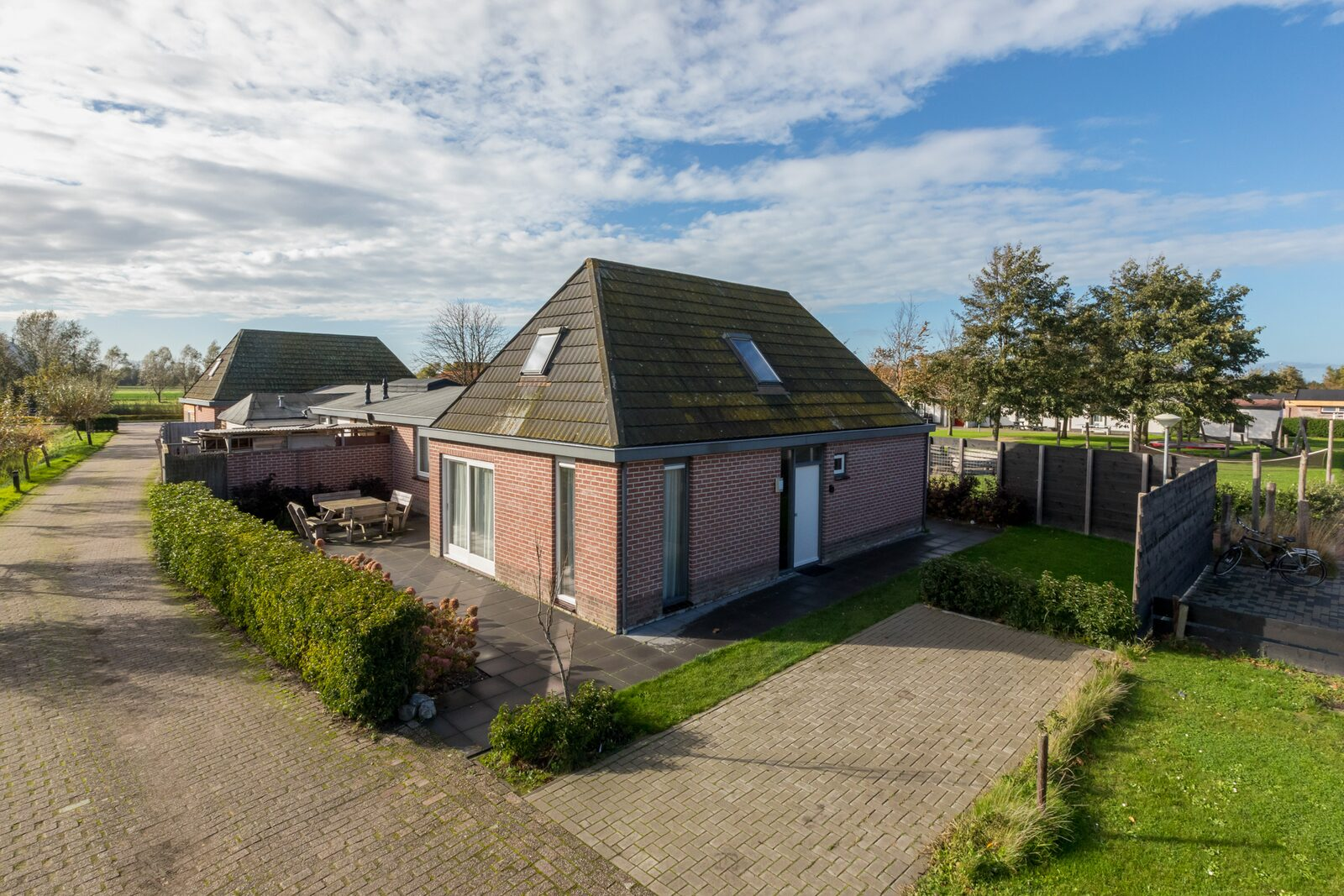 Familyhome - Oostkapelseweg 32 | Serooskerke 'Reiger'