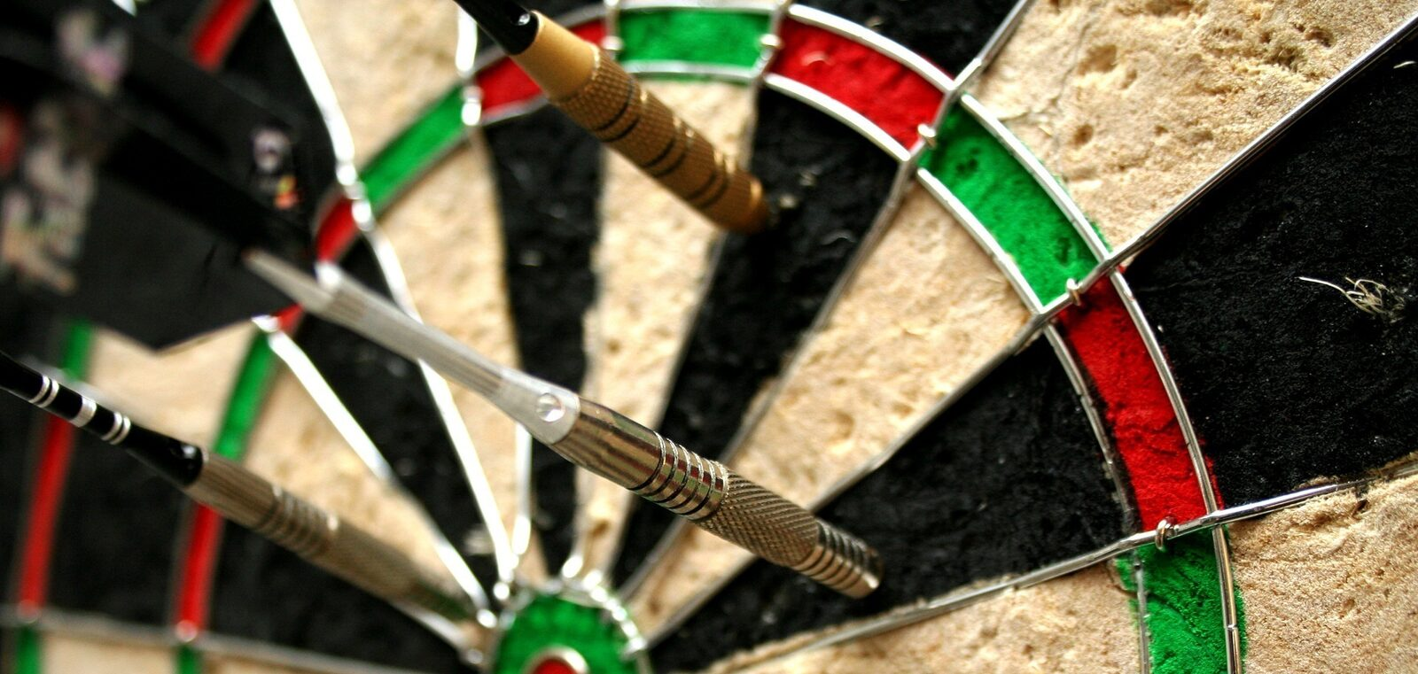 Darts arrangement |  (30/08 tot 06/09) 2021