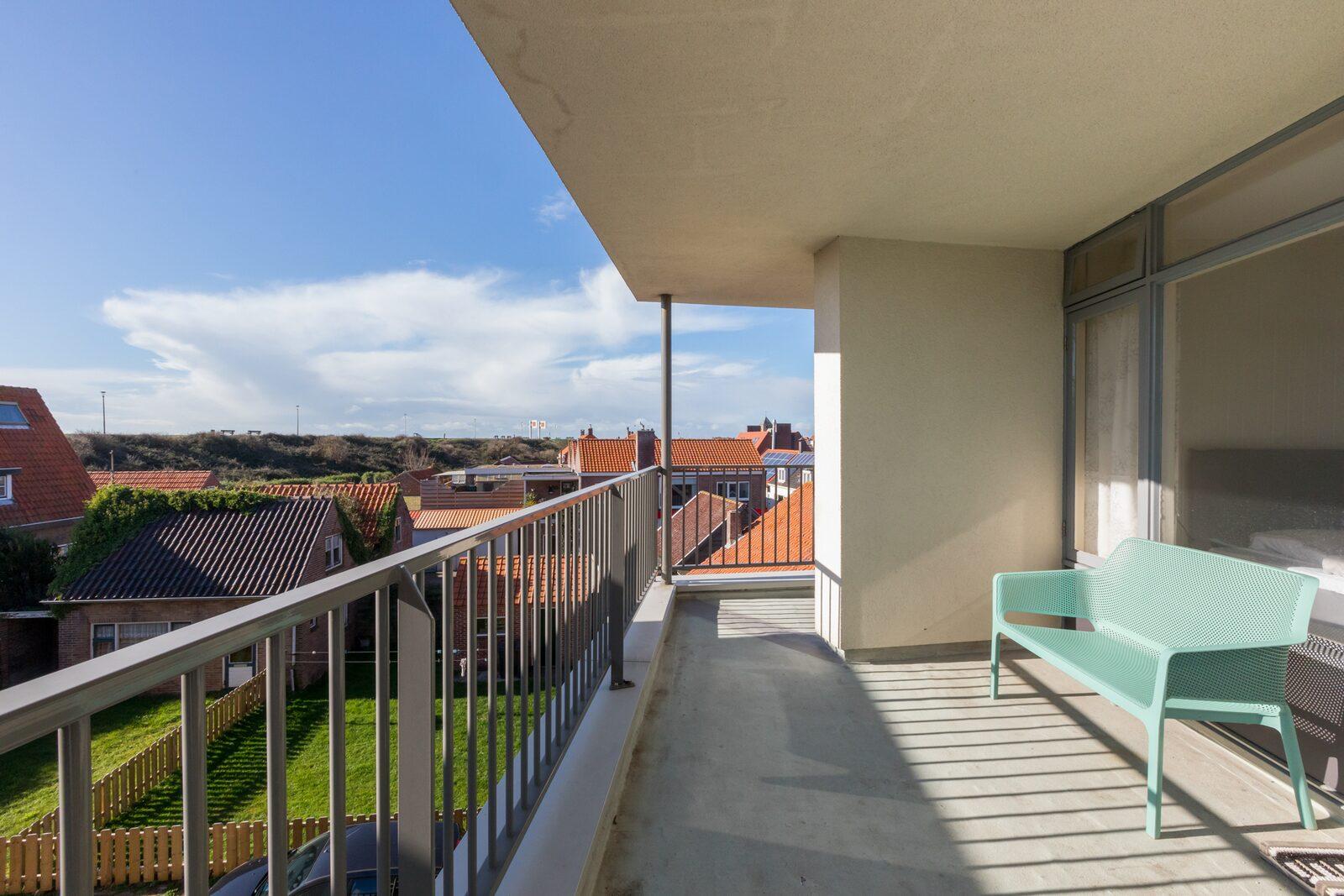 Appartement - Duinstraatje 21 | Zoutelande