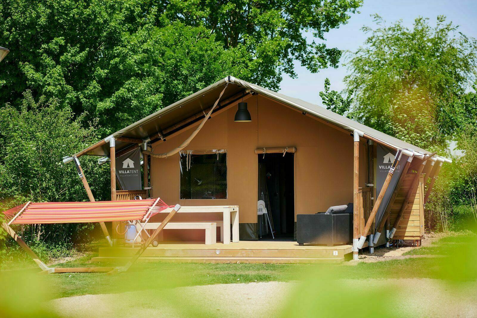 Recreatiepark de Lucht | Luxe Sanitair XL+ 6 Pers.