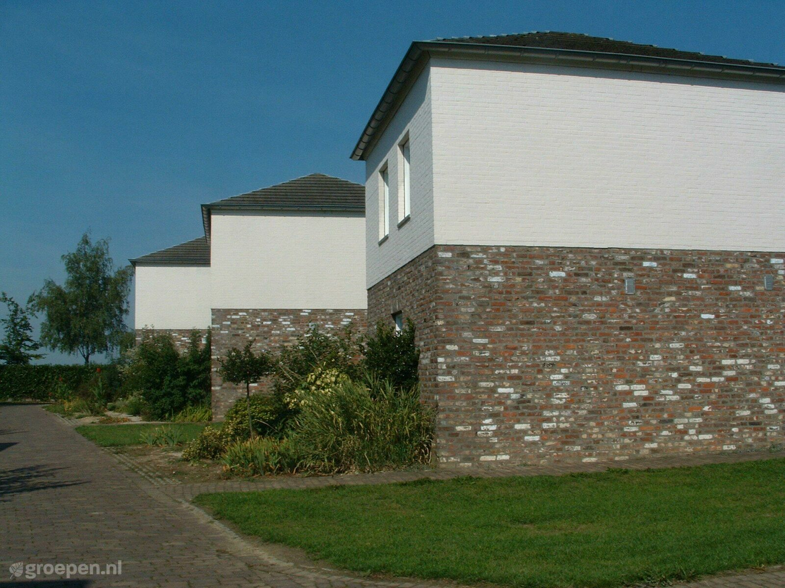 Luxe bungalow Gulpen