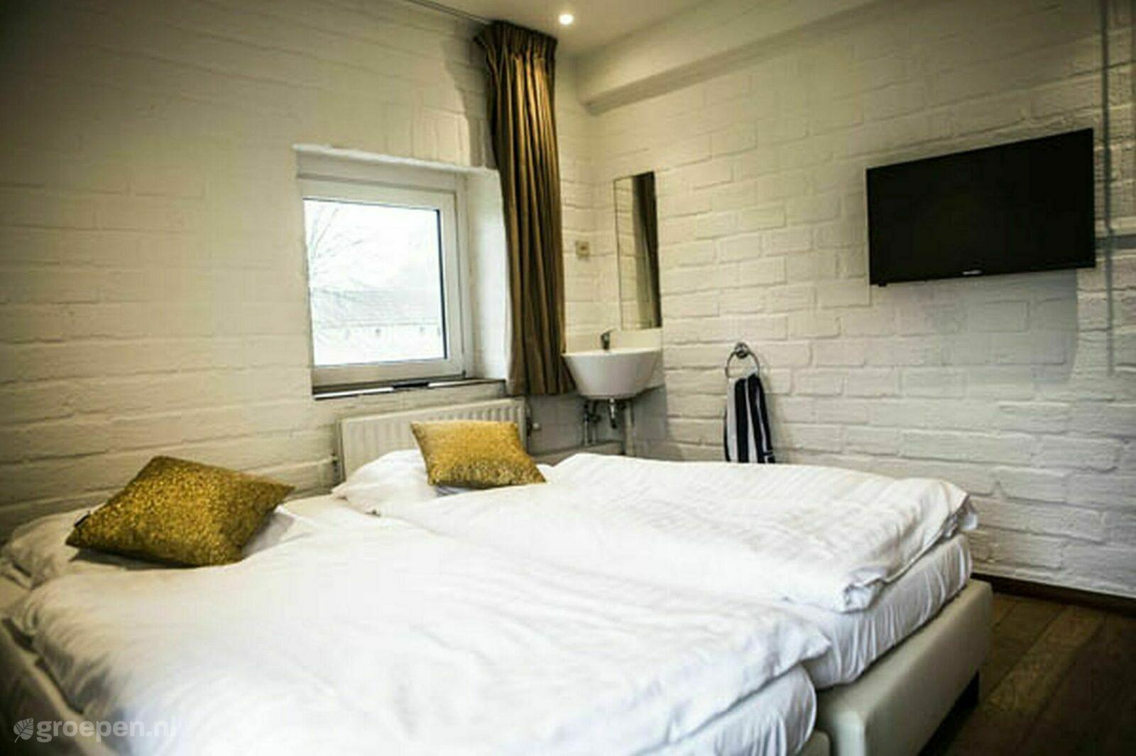 Vakantiehuis met sauna Gulpen