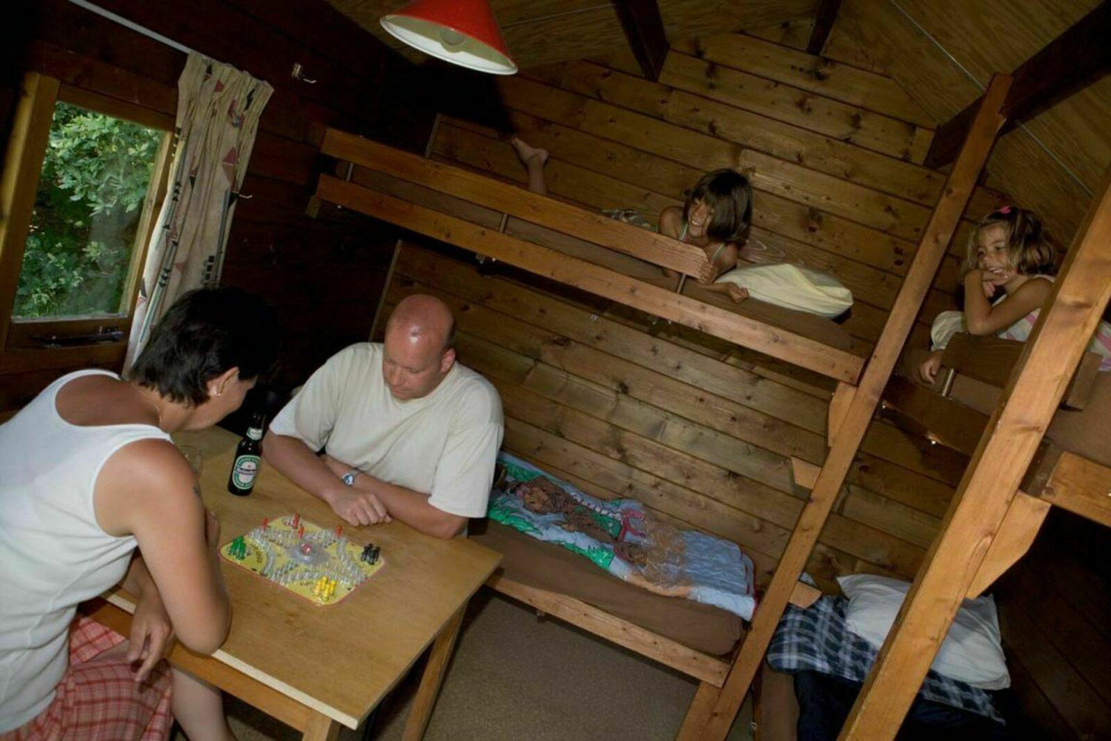 Trekkershut | 4 persoons