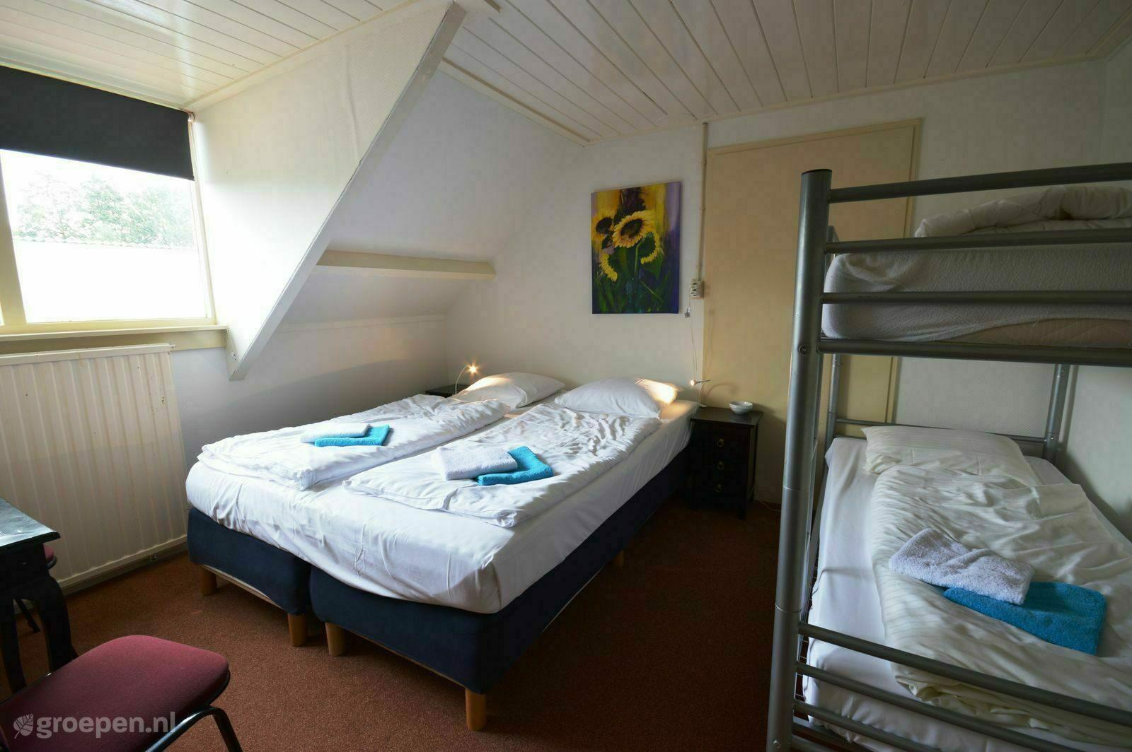 Groepsaccommodatie Wapserveen