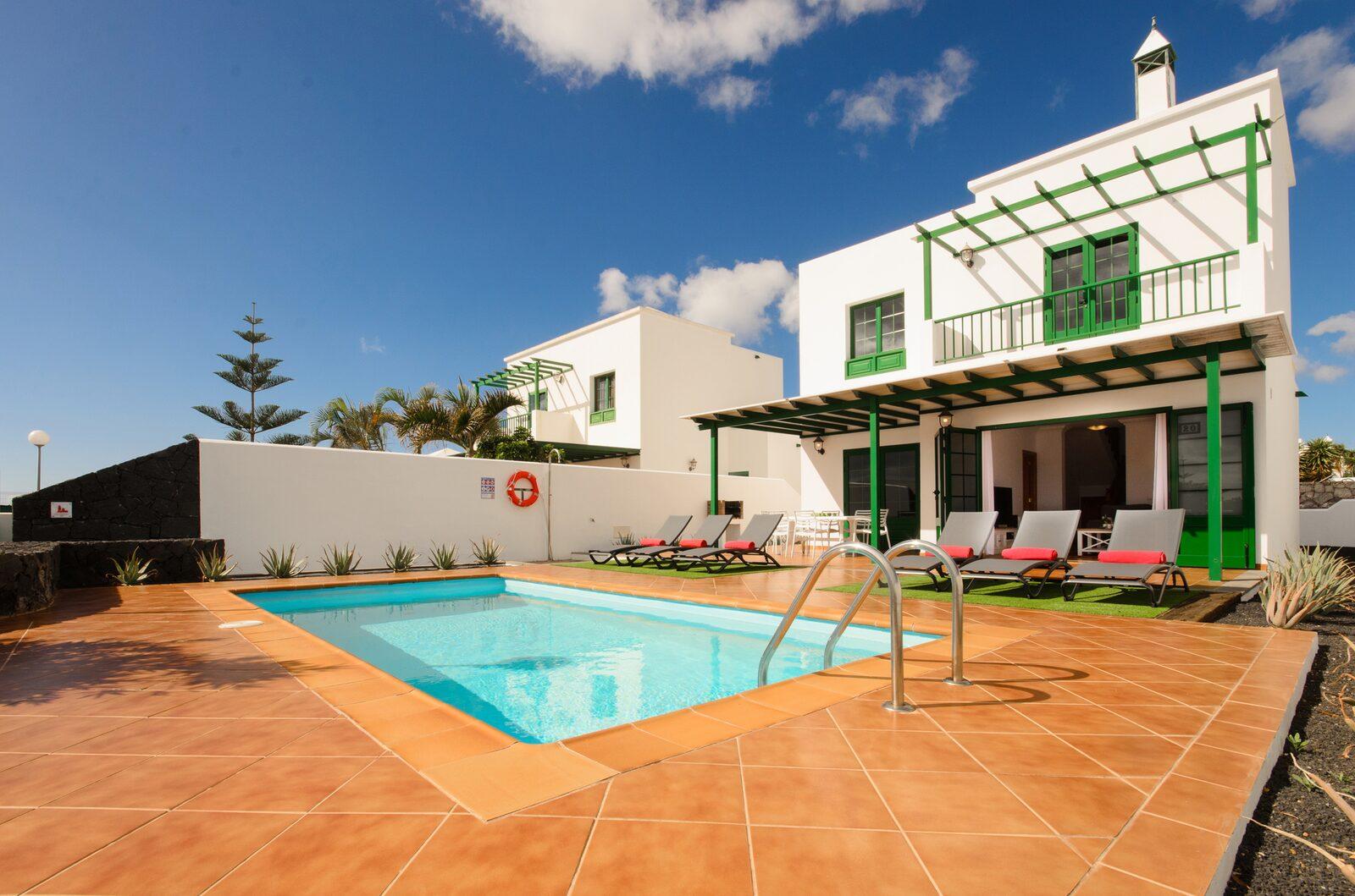 Villa Sahara | 6 personen