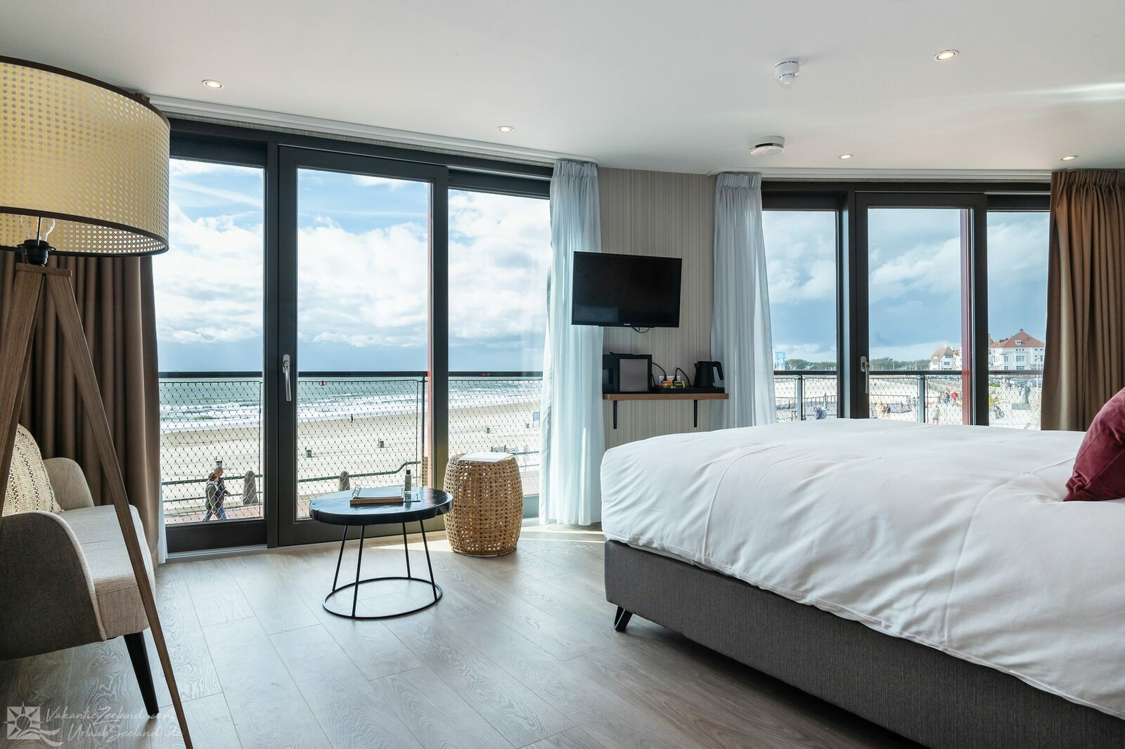 VZ915 Deluxe Ocean Suite in Vlissingen