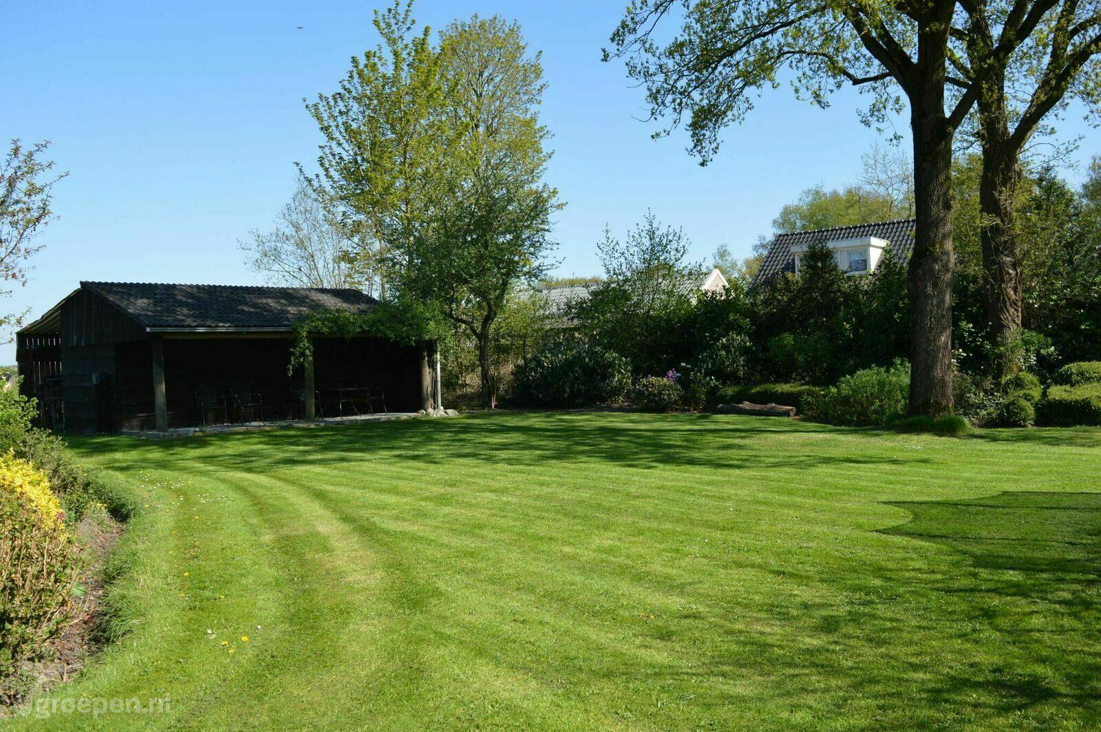 Vakantieboerderij Fluitenberg