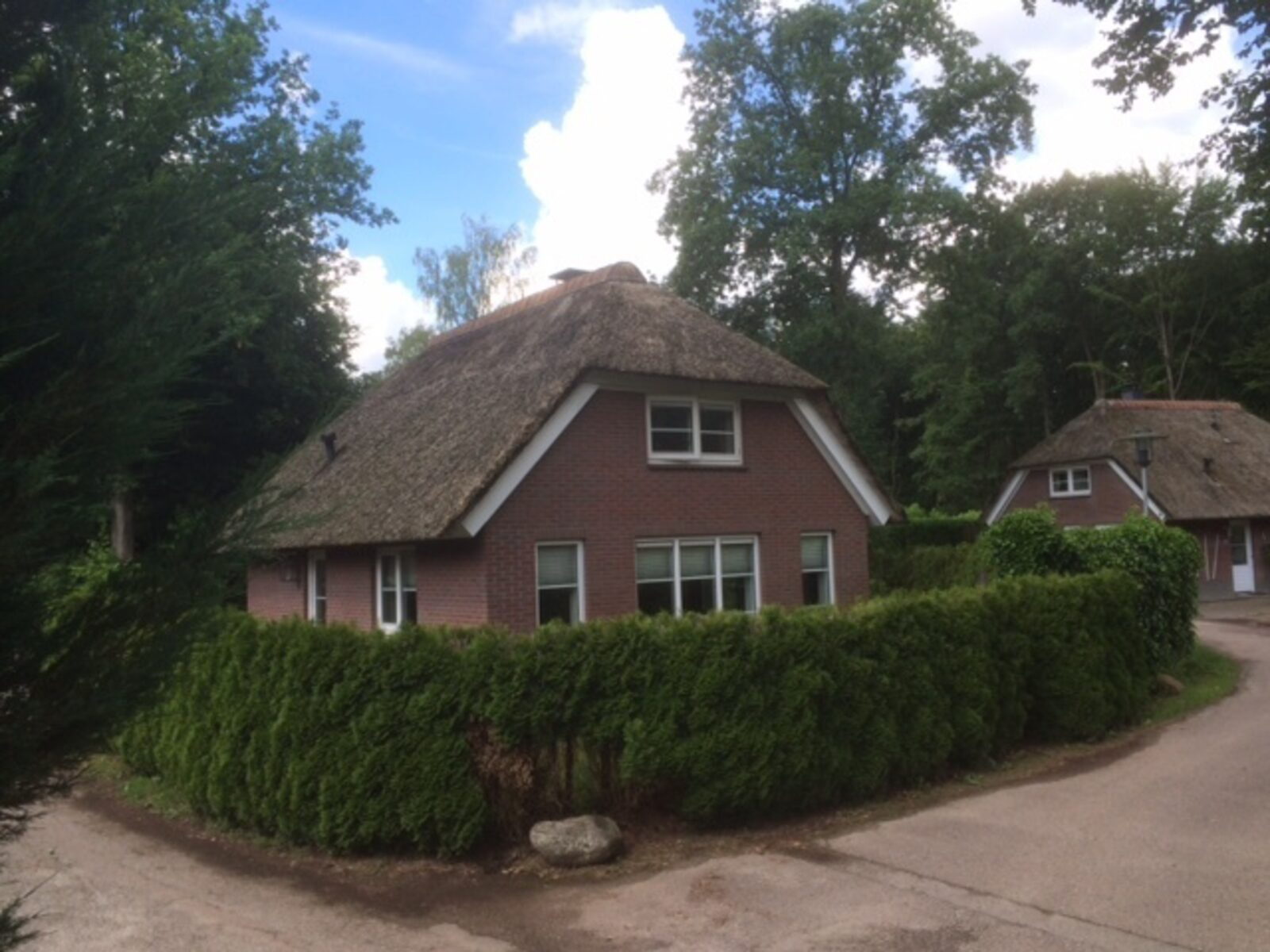 Thatched Bungalow | Four persons