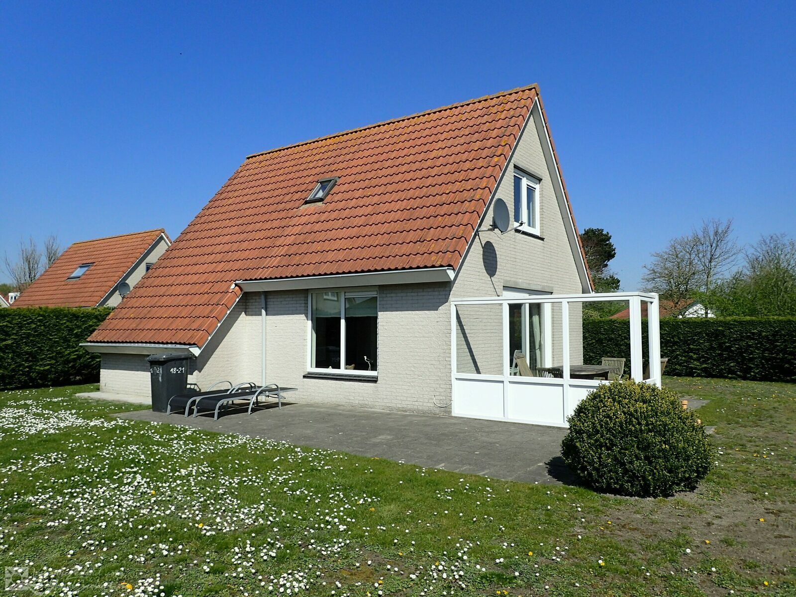 VZ921 Ferienhaus in Cadzand-Bad