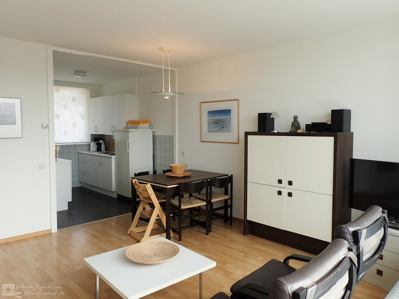 VZ922 apartment in Cadzand