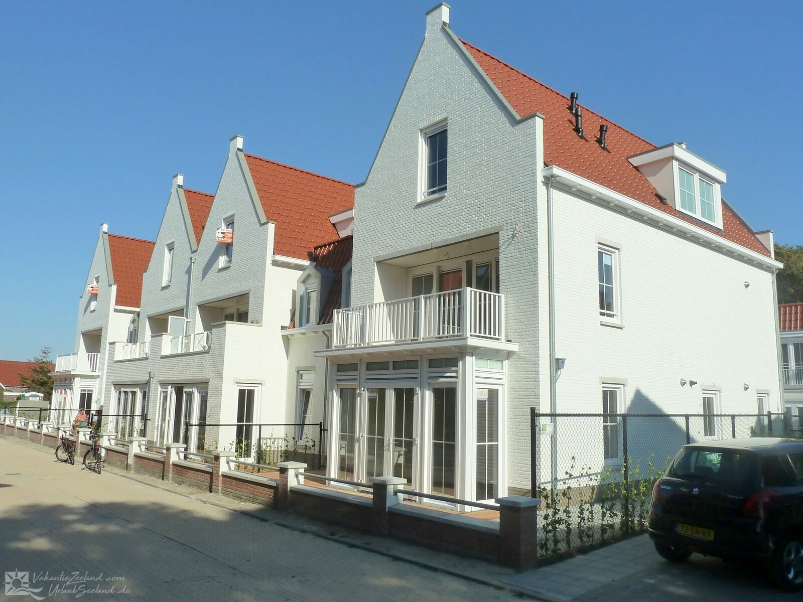 VZ916 Holiday apartment in Koudekerke Dishoek