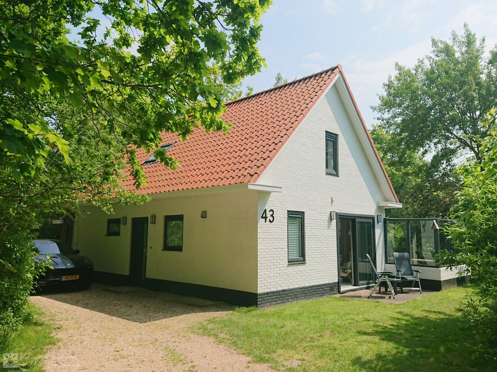 VZ906 Detached Holiday Home in Koudekerke