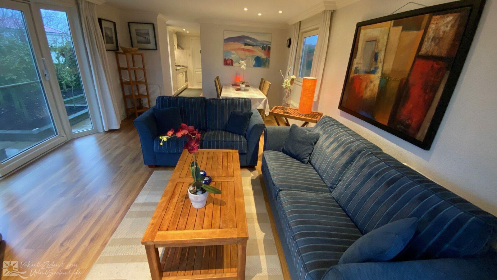 VZ927 Vakantiechalet in Sint-Annaland