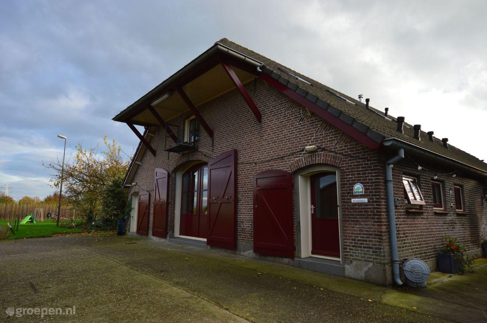 Vakantieboerderij Echteld