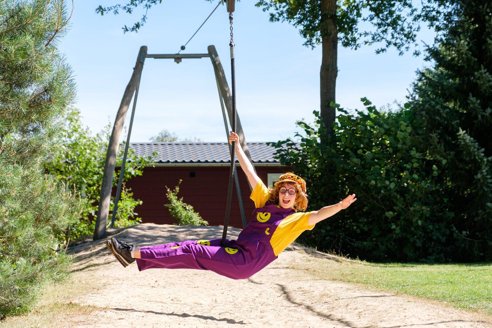 Hemelvaart & Pinksteren - standaard kampeerplaats