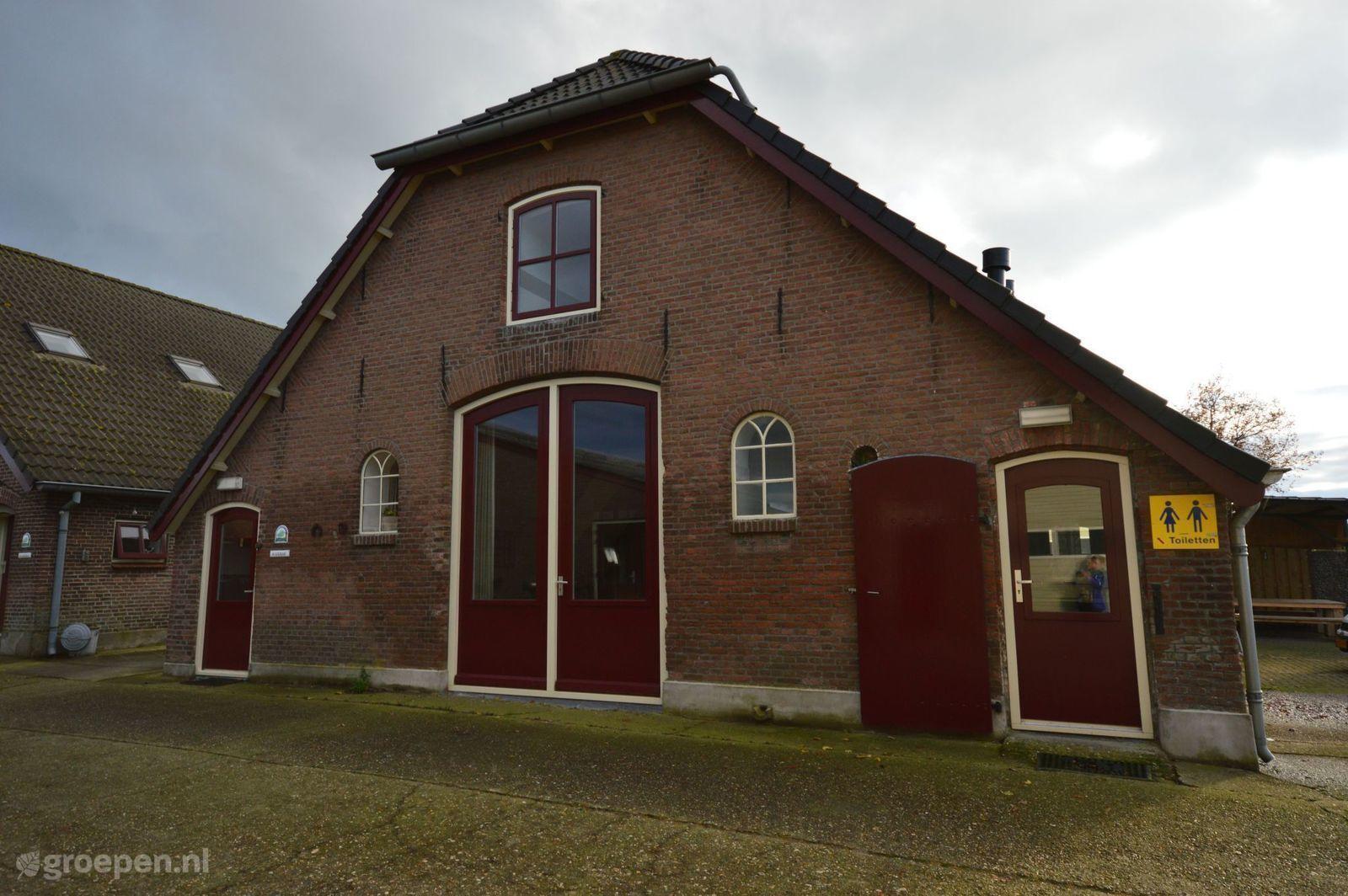 Groepsaccommodatie Echteld