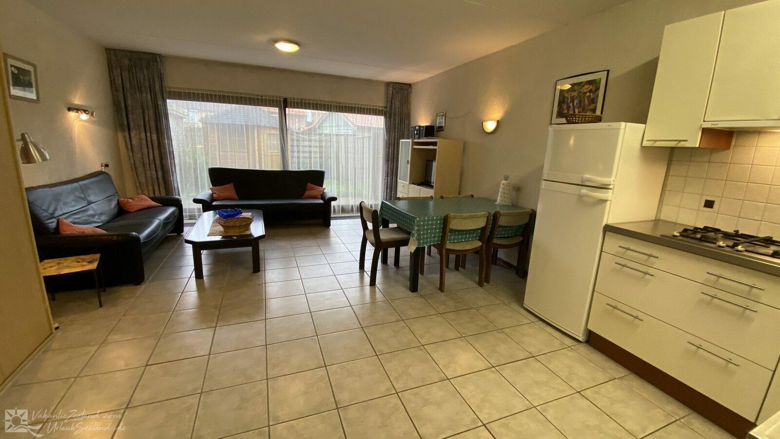 VZ331 Appartement Cadzand
