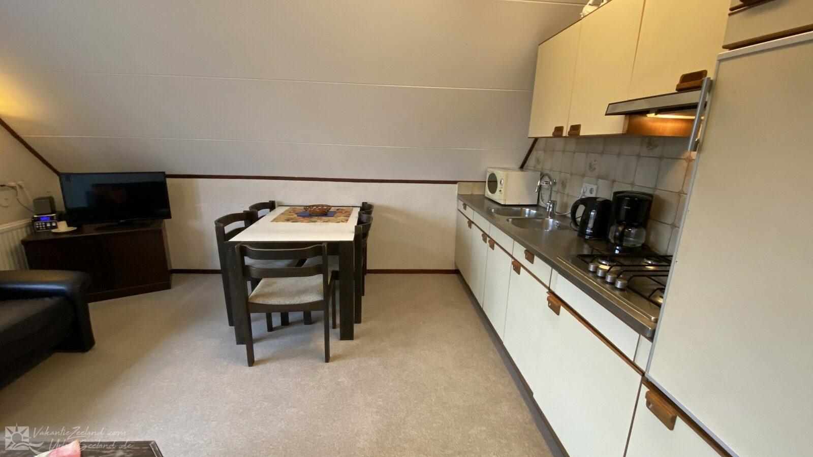 VZ332 Apartment Cadzand