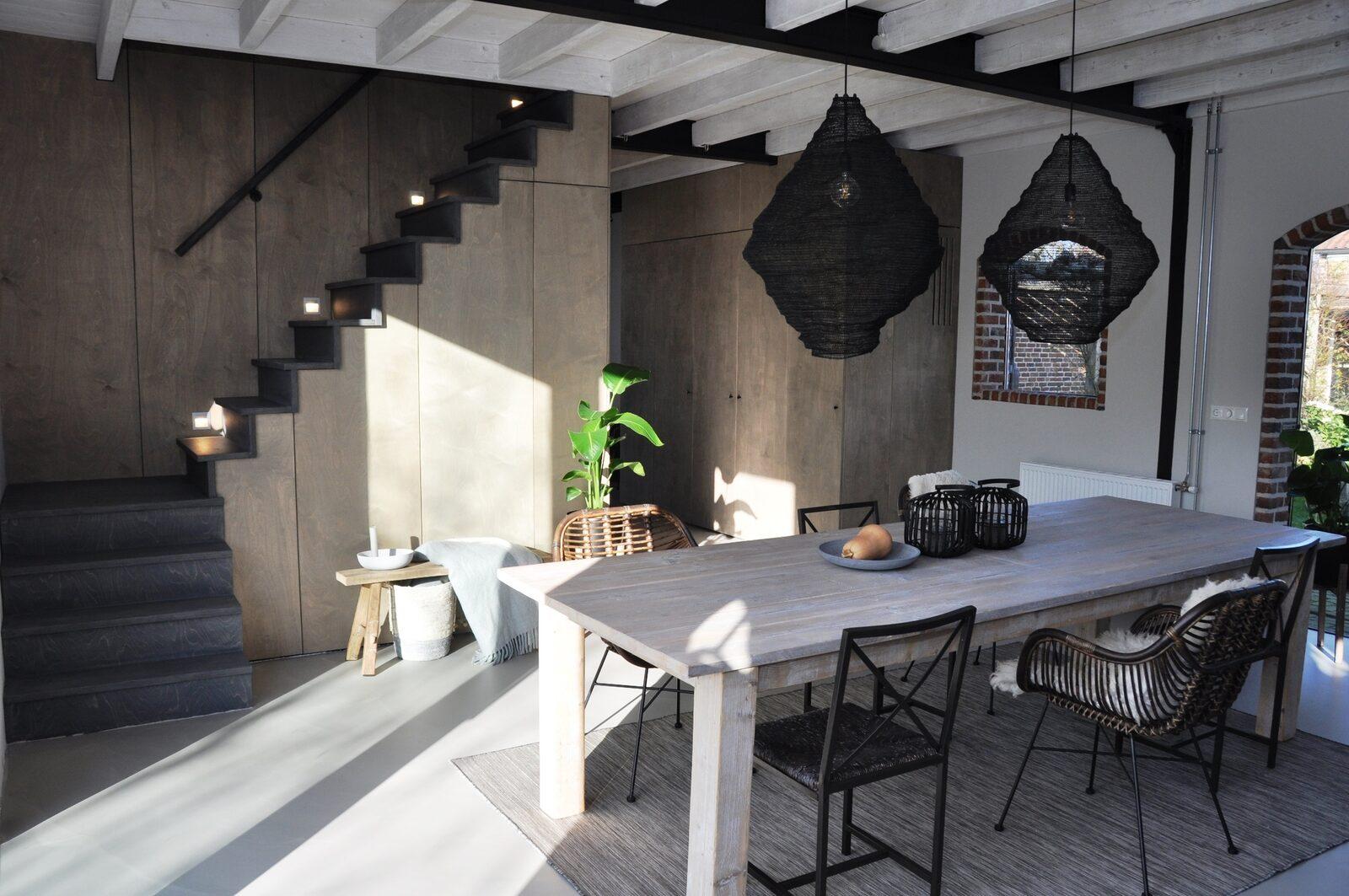 Lindenhof Loënga - hip van binnen en authentiek van buiten