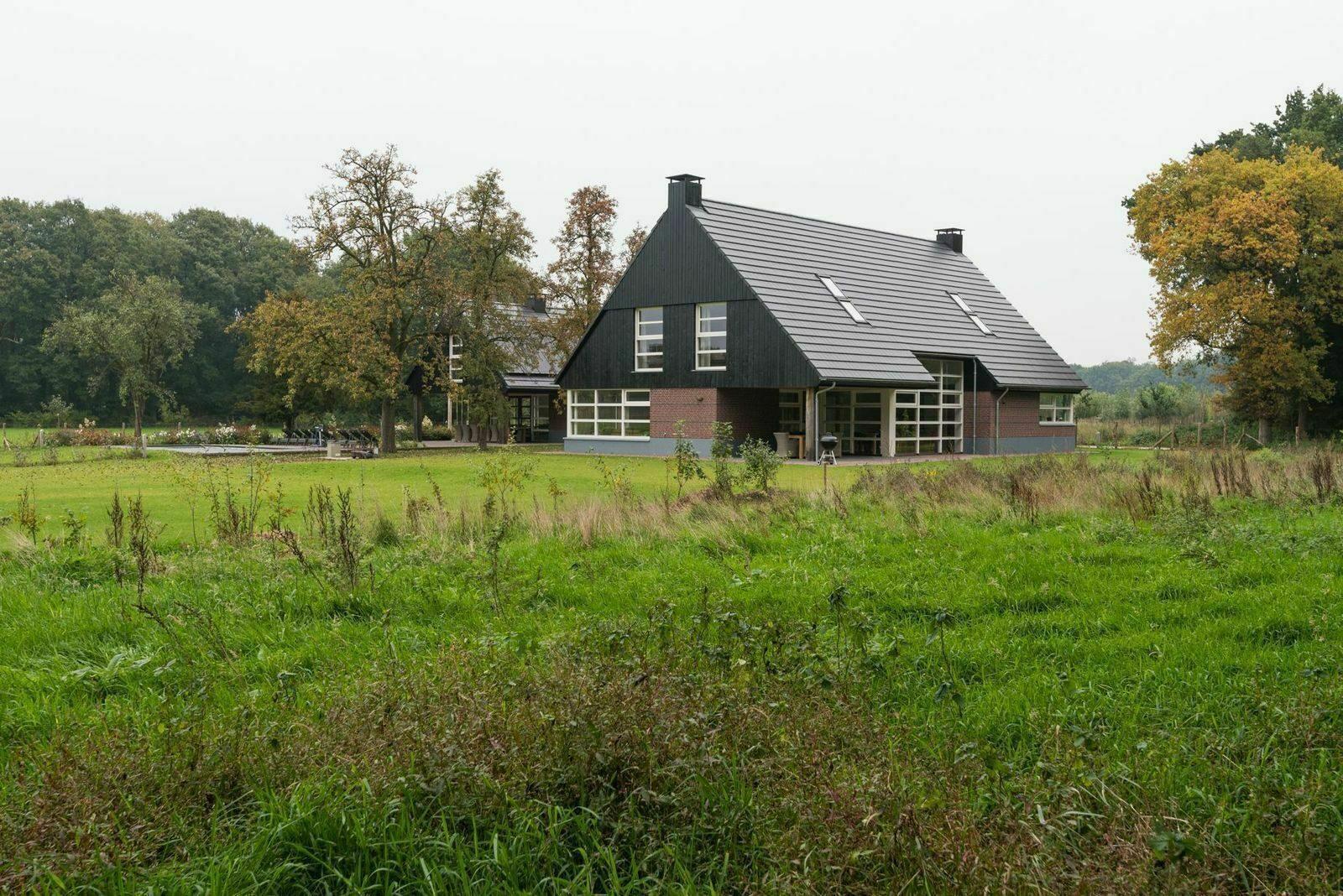 Boshoeve - luxe wellness vakantiehuis in de natuur