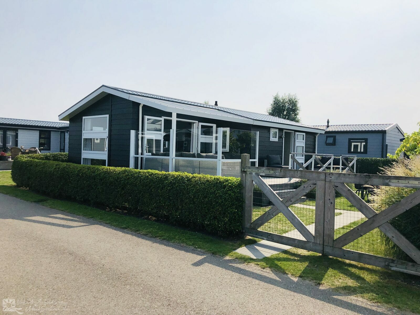 VZ933 Holiday chalet in Oostkapelle