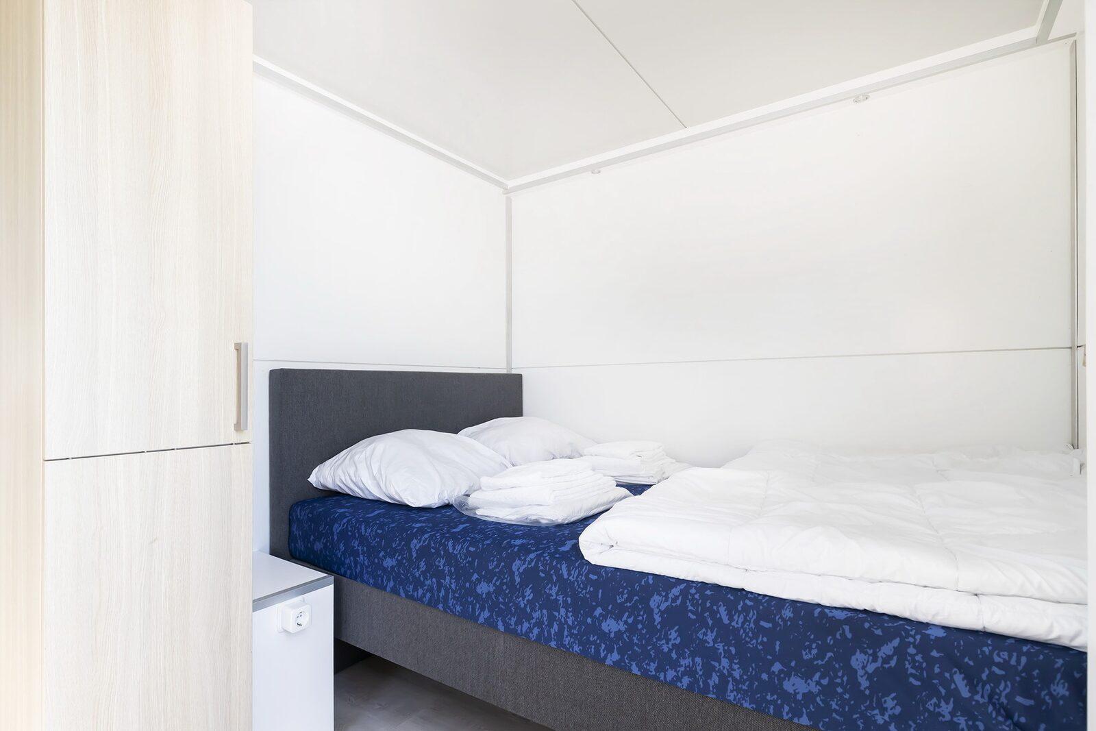 Pavillon flottant Havenlodge pour 4 personnes à Amsterdam