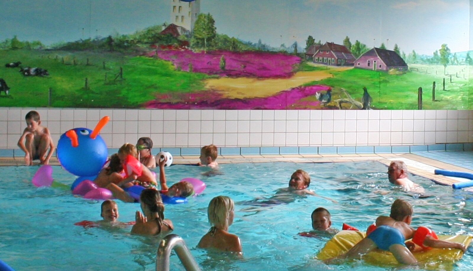 Vakantiepark Sallandshoeve | Luxe Sanitair XL+ 6 Pers.