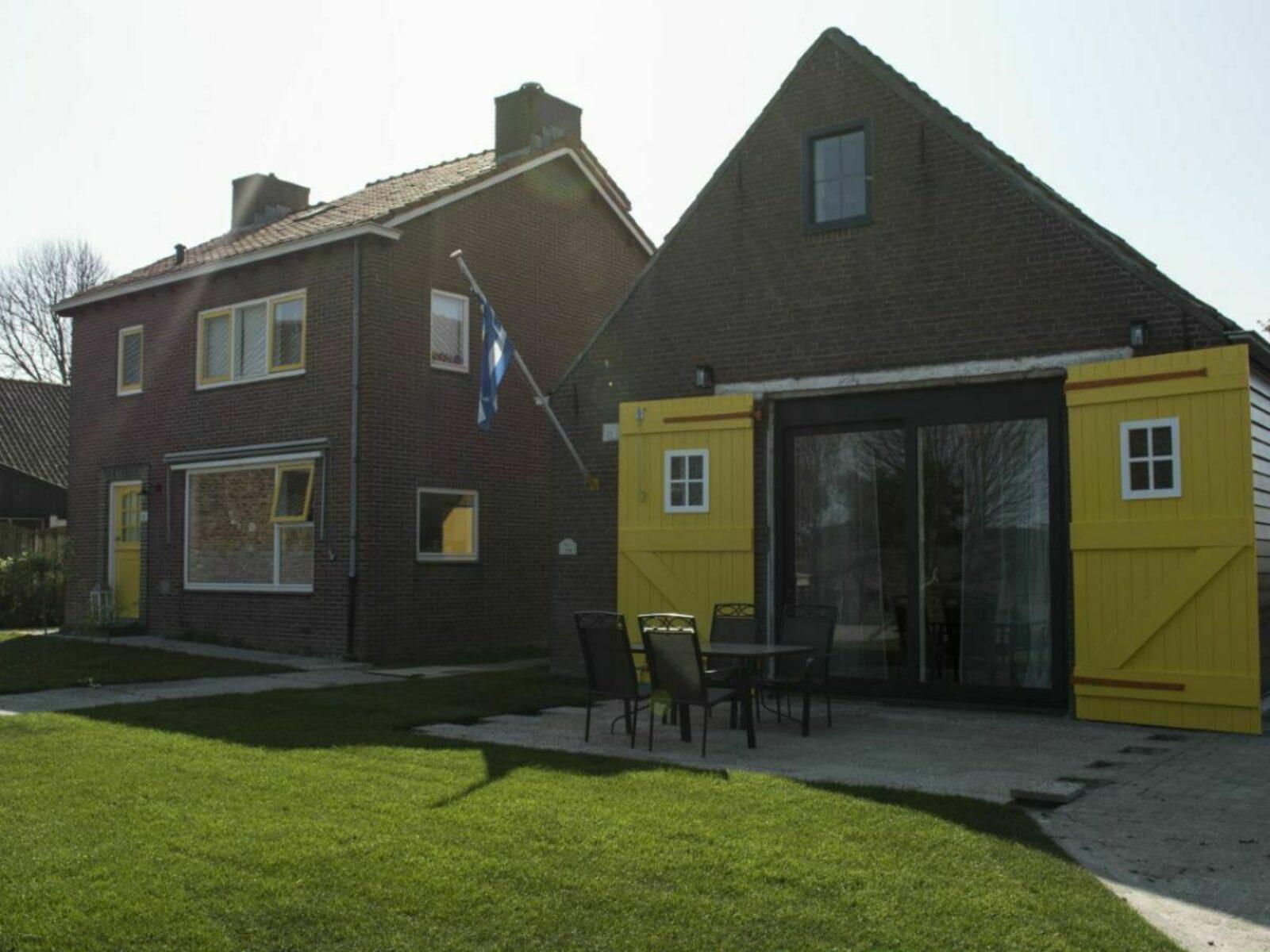 Vakantiewoning - Zoutelandseweg 2 | Biggekerke