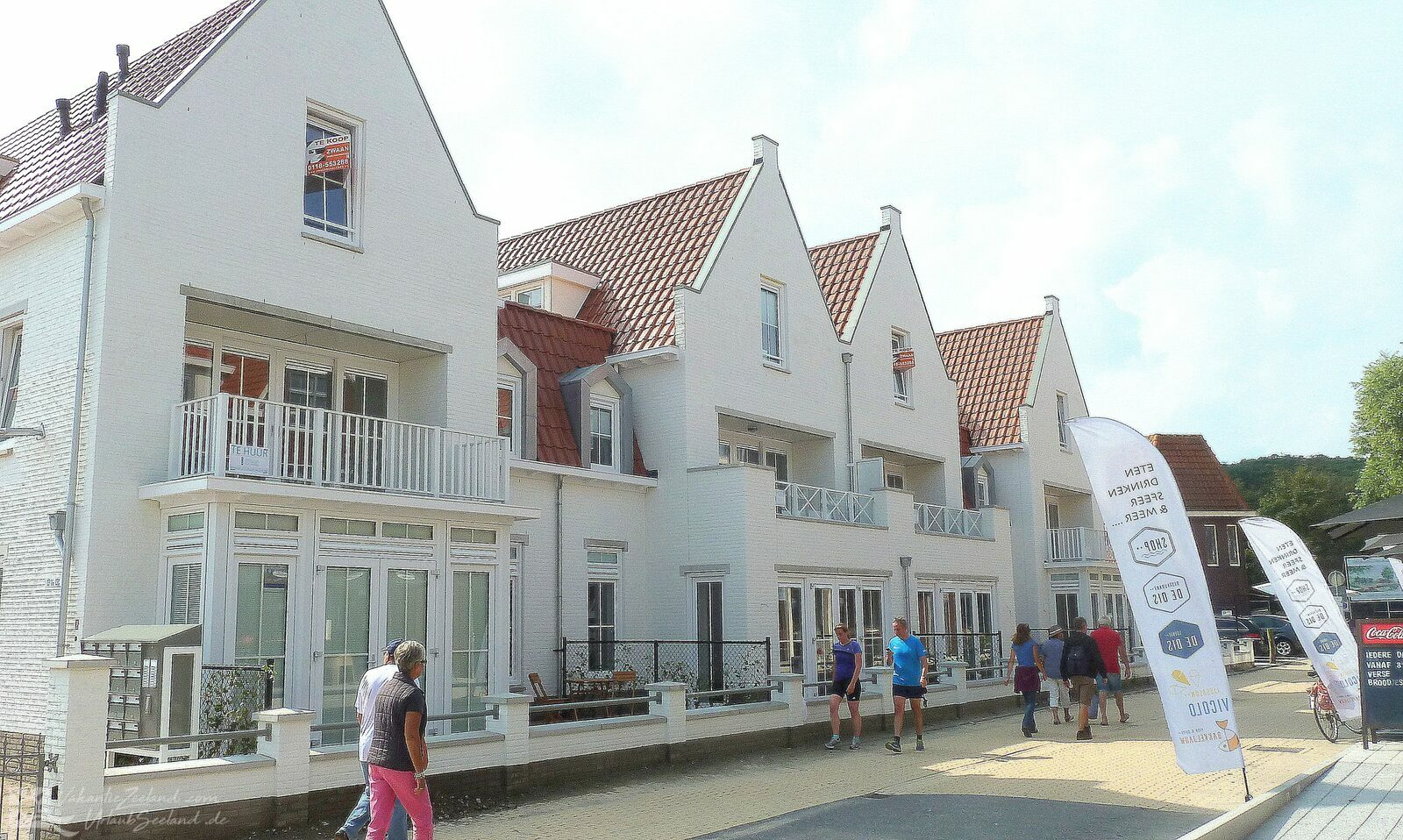 VZ935 Holiday apartment in Koudekerke Dishoek