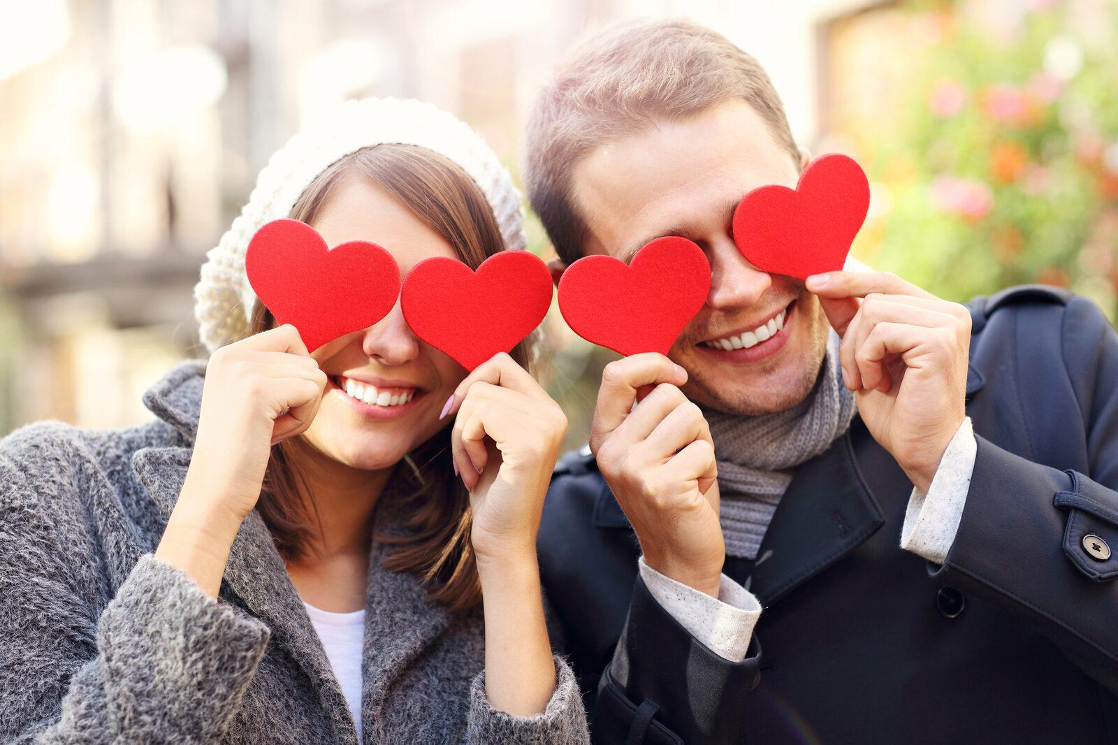 Valentine's package standard