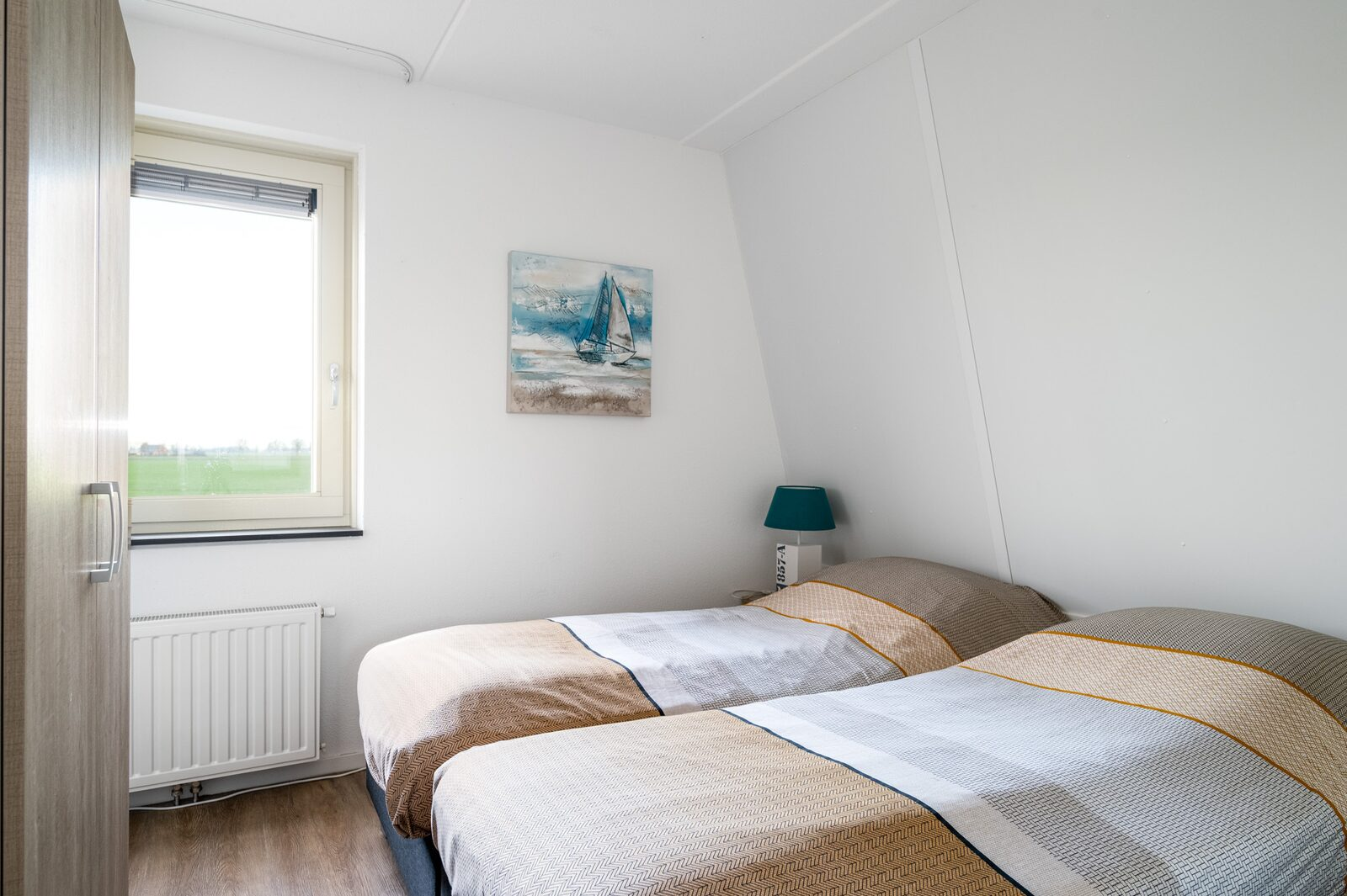 Vakantiehuis Sneekermeer 8 met Jacuzzi