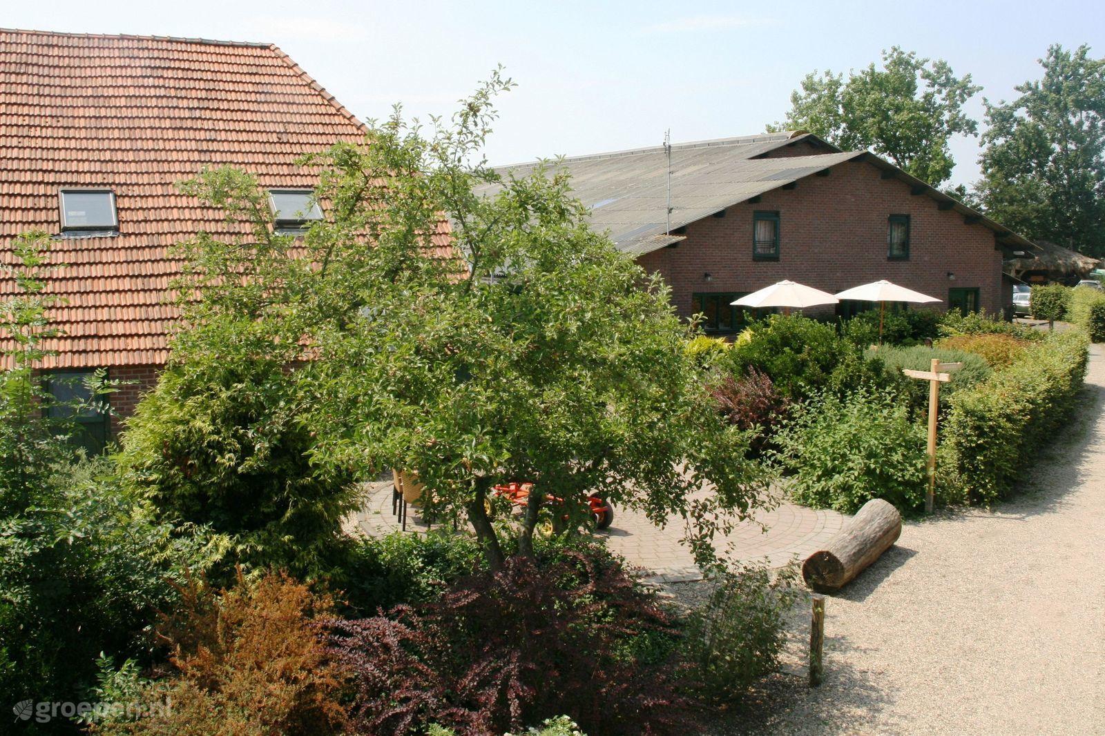 Vakantieboerderij Giesbeek