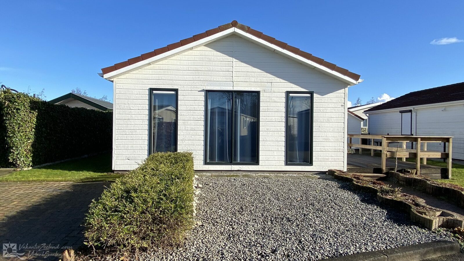 VZ926 Holiday chalet in Sint-Annaland