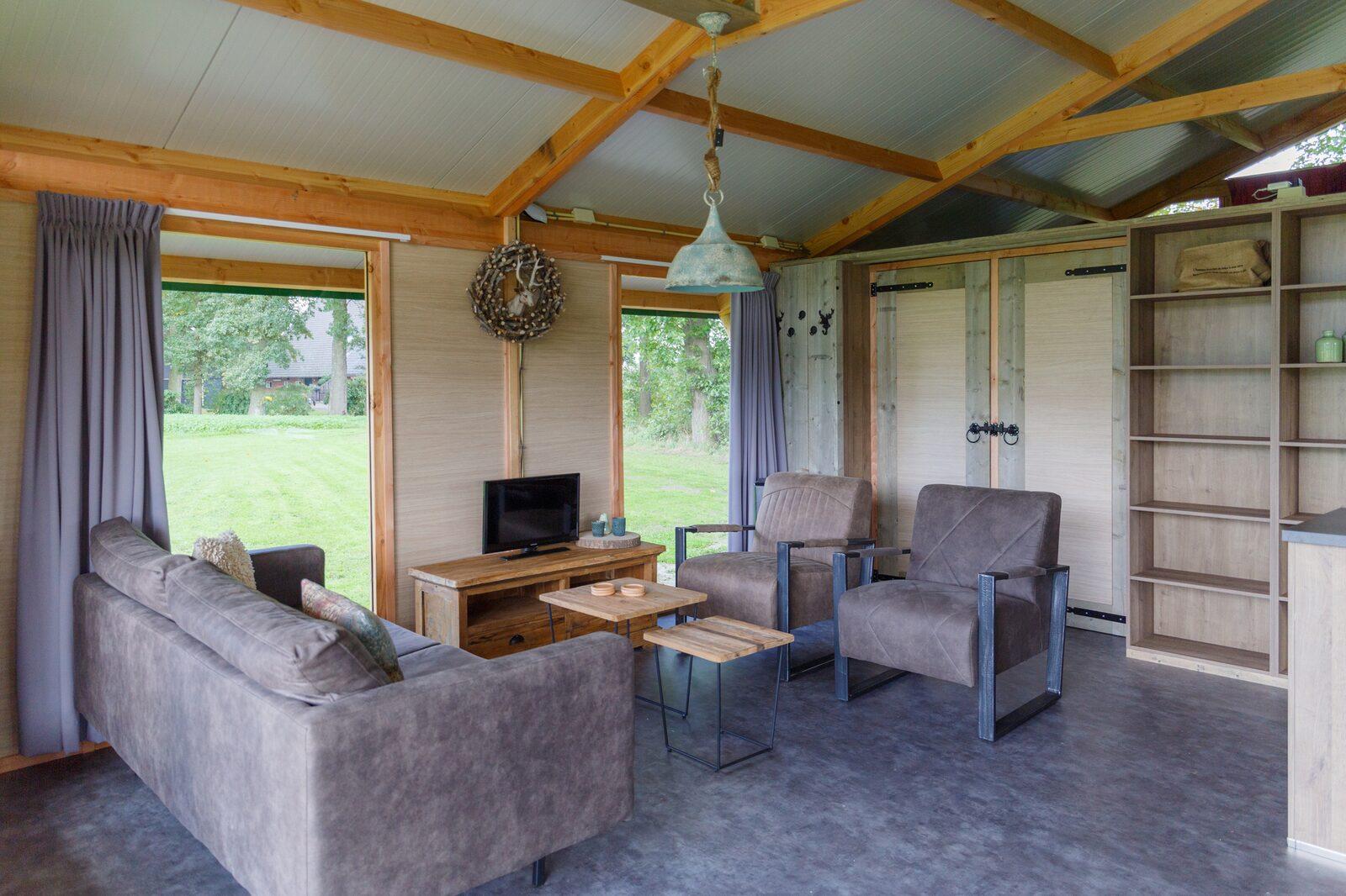 3- Nieuw luxe lodge